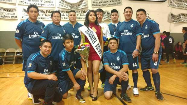 futbol sala latina: