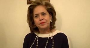 La embajadora María Teresa Merino de Hart, cónsul geneal del Perú en Nueva York, informó sobre el proceso de la elección de los peruanos que viven en el estado de Nueva York.