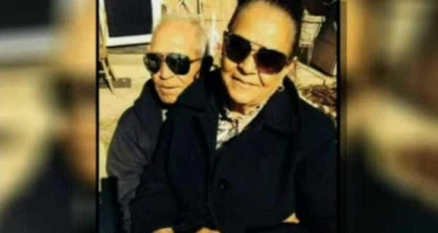 Manuel Ayala, en una foto con su esposa que es recordada por sus seres queridos.