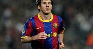 Lionel Messi, astro argentino.