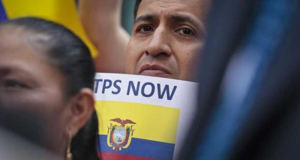 Legisladores anuncian su apoyo y envían una carta al Departamento de Seguridad Nacional abogando por una pronta decisión a favor de miles de ecuatorianos en los Estados Unidos.