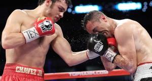 El boxeador mexicano, Julio César Chávez Jr quiere ganar la pelea programada para el 10 de diciembre.