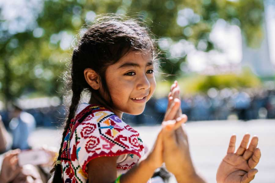 Sophie Cruz celebra 5 de mayo   Westchester Hispano